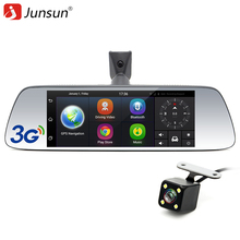 "New 7"" Car DVRs Special Rearview Mirror 3G Android 5.0 GPS Navigation FHD 1080P Automobile Camera Video recorder mirror Dash Cam(China)"