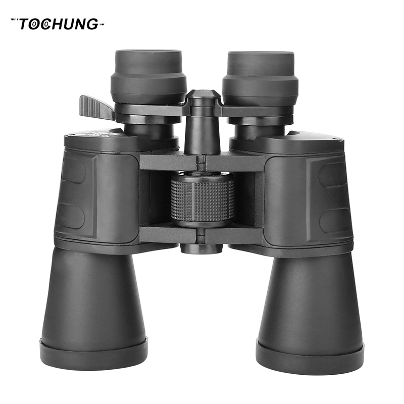 TOCHUNG 10-180X100 professional zoom optical hunting binoculars wide angle camping telescope with tripod interface night vision<br>