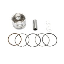Goofit 39mm Piston Assembly for GY6 50cc Moped motorcycle piston accessory high quality K082-010(China)