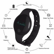 Buy Bluetooth Men Fitness Sports Record Monitoring Smart Band Smart Wrist Band IP66 Healthy Sleep Monitoring Watch IOS Android for $16.79 in AliExpress store