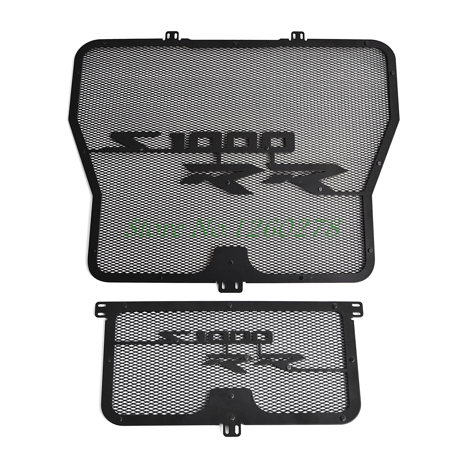 Motorcycle  Radiator Grill &amp; Oil Cooler Cover Protector For  BMW S1000R 2014-2017 S1000RR 2010-2017 HP4 S1000XR<br>