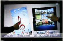 "HOT!!!  , LOW-COST , 32"" IR touch screen kit for LCD & Monitor for touch table, kiosk etc"