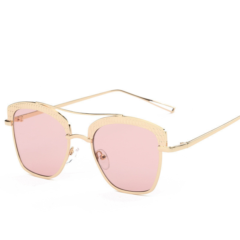 Fashion Luxury Brand Square Sunglasses Women Sun Glasses Female Designers Women's Sunglass High Quality Oculo de sol feminino(China (Mainland))