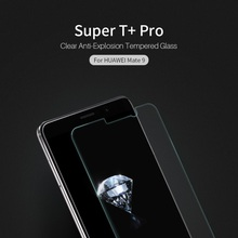 NILLKIN for Huawei Mate 9 Super T+ Pro HD Clear Tempered Glass Screen Protector for Huawei Mate 9 with Camera Lens Films