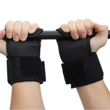 Hot-selling New Skid Gym Training Weight Lifting Straps Wraps Hand Bar Wrist Support Protection