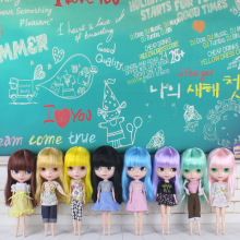 Free Shipping Top discount  Basaak plastic doll DIY  Blyth Doll Cheapest item  Doll  limited gift  special price cheap offer toy