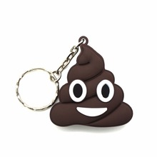 KRY Free Shipping Lovely Cartoon Poop USB Flash Drive 2.0 Cute Gift USB Flash Drive USB Flash Drive Pen Driver (8GB, Brown) 16GB(China)