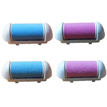 Fine Sand+Coarse Sand Roller Grinding Head Replacement Foot File Dead Skin Callus Removal Pedicure Heel Skin Care