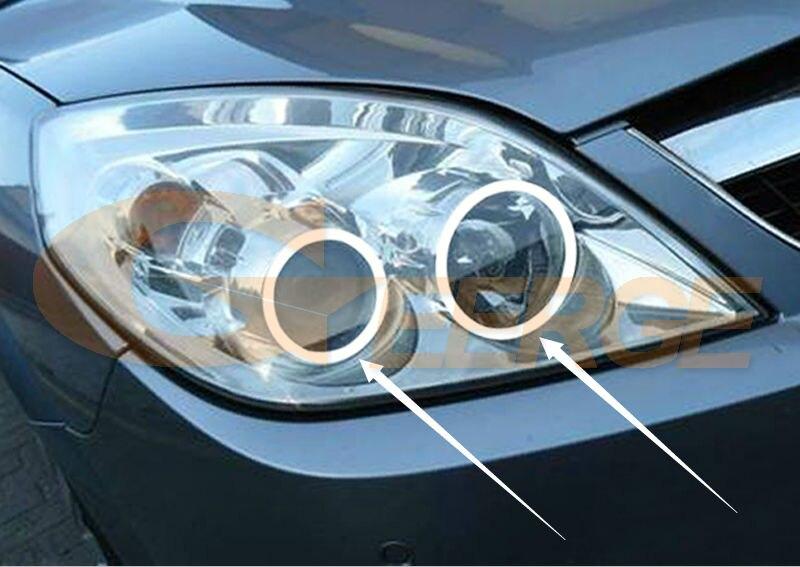 ccfl angel eyes Opel Vectra C 2005 2006 2007 2008(3)