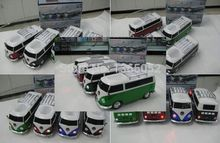 40pcs WS-266 Potable Music Bus Speaker Support TF Card/USB/MP3 Mini External Battery Toy Player For Gift Free Shipping