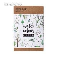 3 комплекта/1 лот Ретро растения природные коллекции открытка открытки с днем рождения Бизнес Подарочные карты набор карт сообщение c1-02(China)