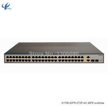 Huawei S1700-52FR-2T2P-AC 48-port 100M network management VLAN switches
