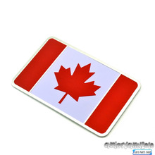Rhino Tuning Canada Nation Flag Aluminum Car Badge Emblem Sticker Auto Boot Trunk For Rogue Journey Sienna Sentra 411
