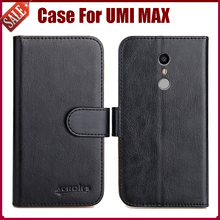 UMI MAX Case High Quality android phone leather case protective cover for UMI MAX case 6 colors for choice in stock(China)