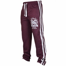BONJEAN 2017 New Men's sports Pants running Male Slacks Joggers Sweatpants, Outdoor Sports Gym Trousers running sports