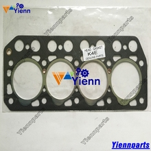 FIT FOR Mitsubishi K4E Cylinder Head Gasket MM408457 for Mitsubishi K4E Diesel Engine Excavator engine parts repair