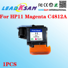 1pcs Magenta print head C4812A for HP11 HP 11Printhead 1000 1100 1200 2200 2280 2300 2600 2800 CP1700 100 500 9100(China)