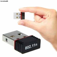 vovotrade Wireless 150Mbps USB Adapter WiFi 802.11n 150M Network Lan Card(China)