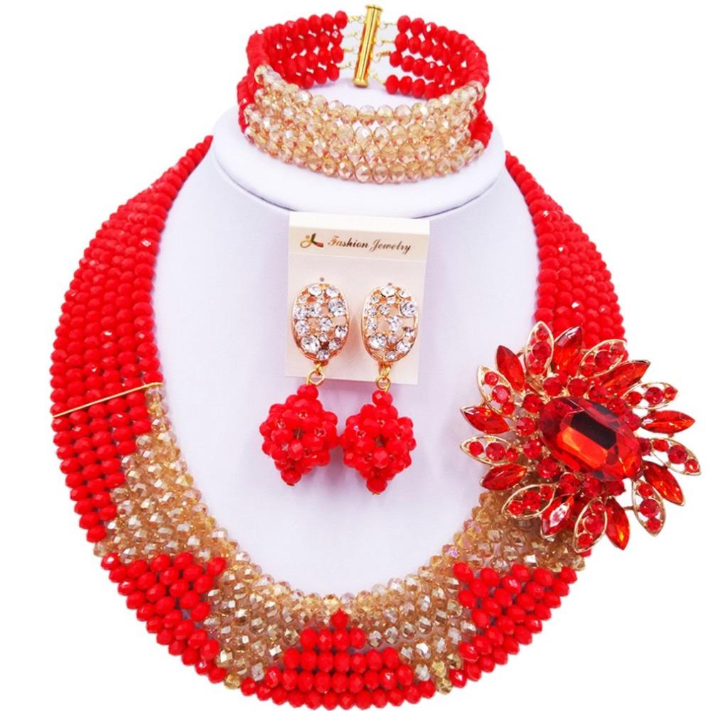 A Jewelry set (6)
