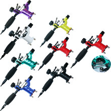 Dragonfly Rotary Tattoo Machine Shader & Liner Assorted Tatoo Motor Gun Kits Supply For Artists HB88