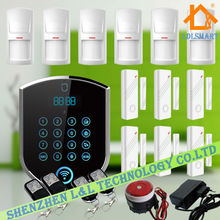 Wireless 3G Alarm System GSM PSTN Home Security House Alarm(China)