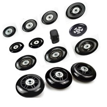 4 PCS Replacement suitcase luggage wheels For Spinner wheels(China)