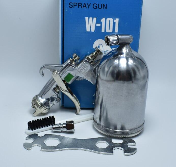 W-101-134G SPRAY GUN hand manual spray gun, 1.0/1.3/1.5/1.8mm, Japan made, aerograph air SPRAY PAINT GUN<br>