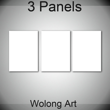 3 Pieces Vertical Custom Canvas Prints Painting Canvas Wall 3 Panels Art Painting Home Decor
