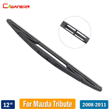 "Cawanerl For Mazda Tribute 2008 2009 2010 2011 1 Piece Auto Rear Window Wiper Car Rubber Back Windscreen Wiper Blade 12"" 300mm(China)"