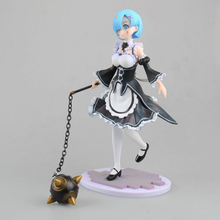 Re:Life in a different world from Zero Servant Girl Rem Action Figure 1/7 scale painted figure Bola Battle Damaged Ver. Rem(China)