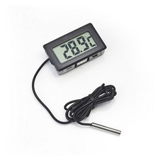 2ps digital thermometer thermal imager car electronic temperature instruments sensor probe gauge weather station meter