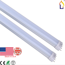 20pcs/lot 18W 96led LED Tube Light 2G11 Epistar SMD2835 28lm/led HIGH BRIGHTNESS tube lamp AC85-265v 2G11 tube lighting(China)