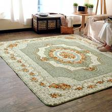 Warm Winter Flowers Floor Carpet Rugs Non-Slip Sofa Table Bedside Mats Home Living Room Bedroom Decoration Textiles 180x120cm(China)