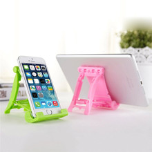 Universal Desk Stand Flexible Desk Table Phone Holder for iPad iPhone 6 Samsung S7 Sony Xiaomi Huawei Anti Slip Phone Holder