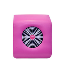 20W Pro Durable Nail Dust Collector Machine Electric Nail Art Equipment Manicure Hand-rest design for Fashion Nail salon