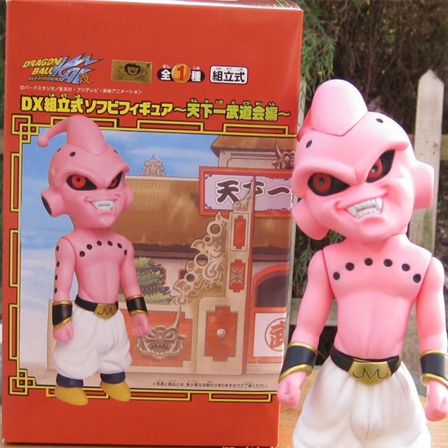 SAINTGI Dragon Ball Z Majin Buu PVC Action Figures Collection Model Toy Doll Free Shipping 18CM Anime Toys<br>