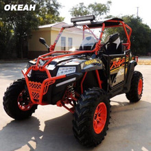 359cc UTV 4 Wheels Dune Buggy Two Seat With EPA Certification Road Legal Karts(China)