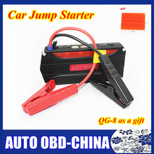 Car Jump Starter 12V Pack Portable Power Bank Charger for Car Battery AUTO Emergency Start Charger Engine Booster free shipping(China)