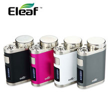 Original Eleaf iStick Pico Mega Box Mod 80W best match MELO III Atomizer support Smart/VW/Bypass/TC Modes istick pico melo 3