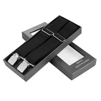 COOFANDY - 6inch - Clip Tux Suspenders