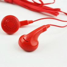 Unique Fashion Red headphone with Clear Sound earphone Subwoofer headset