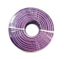 5 Meters 6XV1830-0EH10 cable Color Purple 2 Wires Shielded for Siemens Profibus DP Bus Networking(China)