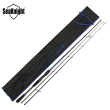 SeaKnight New Night Elf 2.1M High Carbon M&ML Two Tips NES Spinning Fishing Rod NEC Baitcasting Fishing Rod Lure Fishing Rod