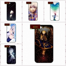 Japan Anime Hunter X Hunter Phone Cover case for iphone 4 4s 5 5s 5c 6 6s plus samsung galaxy S3 S4 mini S5 S6 Note 2 3 4  UJ029