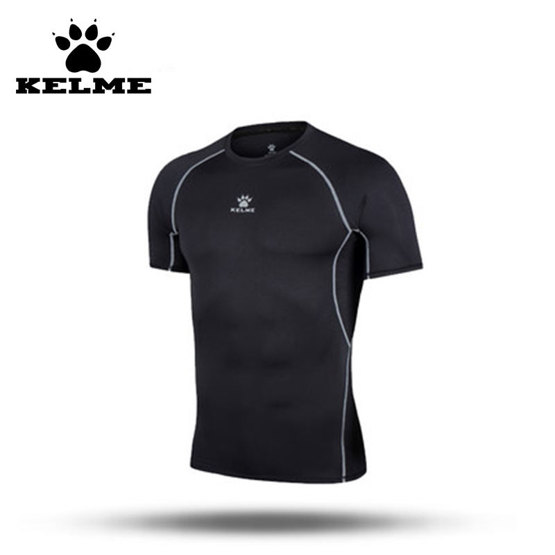 KELME Soccer Jerseys 2017 2017 T-Shirt Men Poleras Hombre Brand Quick Dry Mens T-Shirts Compression Shirt Hip Hop Outsport 28<br><br>Aliexpress