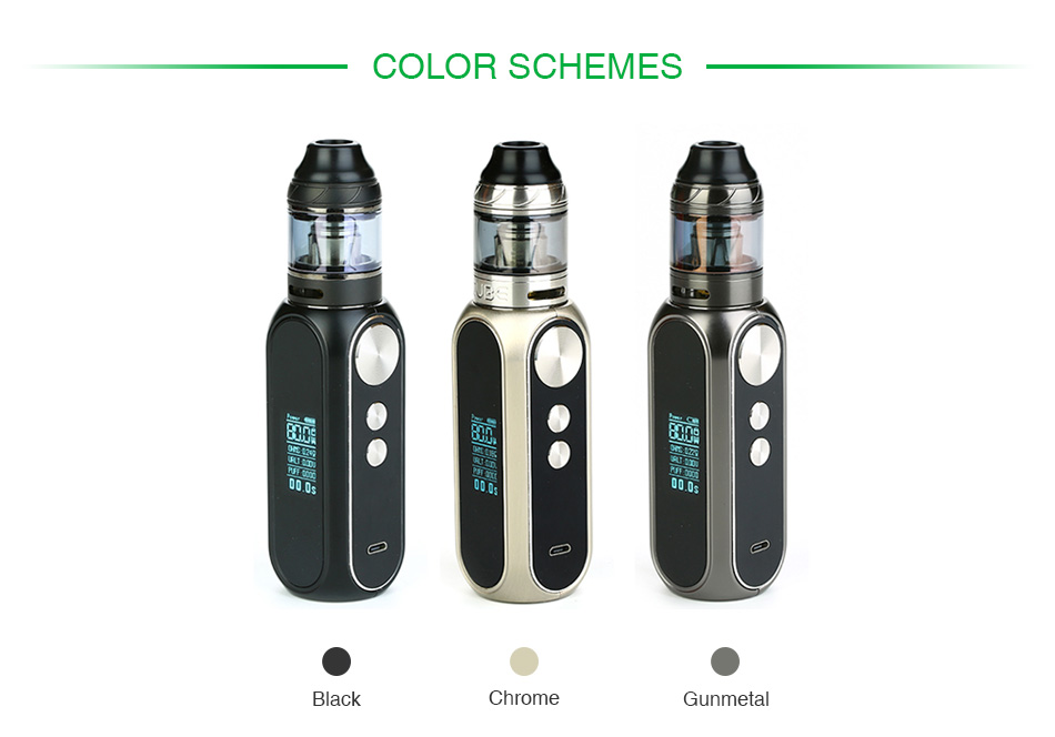 OBS Cube VW Kit with Mesh Tank 3000mAh