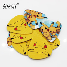 SOACH 10pcs 0.71mm  high quality picks DIY design guitar accessries pick guitar picks