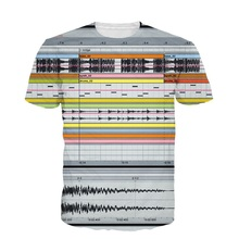 Fashion Ableton Live T-Shirt 3D Sexy Tee Tops Bedroom DJs Popular Music Production Software All-Over Print T Shirt S-6XL R1976