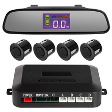 Buy MALUOKASA Car Reverse Radar Auto Backup Parking Sensor Kit Car Rear View Mirror Detector Monitor System Assistance for $28.14 in AliExpress store