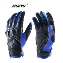 2017 new Motorcycle Gloves For ATV DH MX BMX MTB motorbike off road riding glove guantes motorcycle racing dirtpaw gloves luva